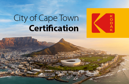City of Cape Town Certification