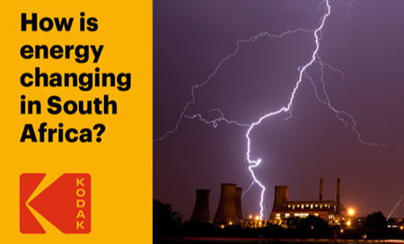 Sustainability and KODAK: transitioning to renewable energy in South Africa